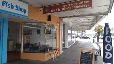 Mani's Butter Chicken: Best Indian & Chinese Delicious Takeaway Food & Curries Restaurant in Kaitaia